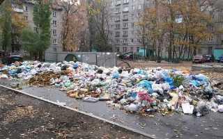 На каком расстоянии от детской площадки можно ставить мусорные баки и контейнеры