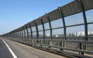 Шумопоглощающие и шумозащитные заборы для дачи: шумоизоляционные ограждения