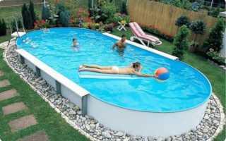 Глубина воды в бассейне: какая норма длины и ширины для прыжков