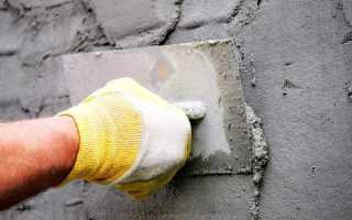 Расход цементной штукатурки на 1 м2: нормы песчано-известковых, Кнауф для стен