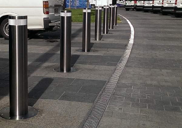 Ограждения для парковки