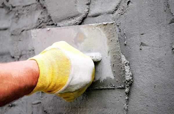 Раствор штукатурки цементной доставка бетона с завода