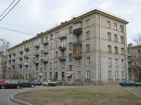 Пример 5-этажного дома