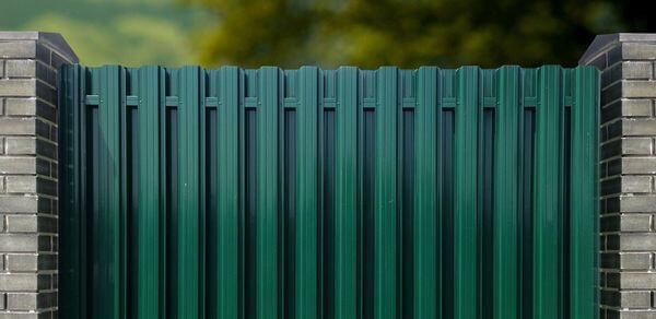 Ограда для двора