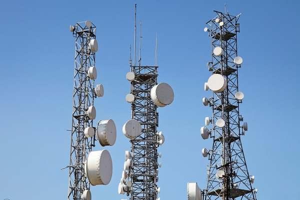 Вышки мобильной связи