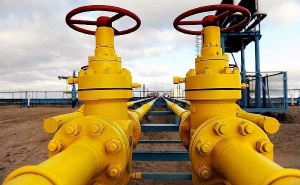 Газопровод среднего давления