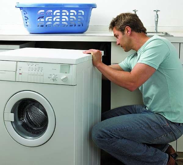 Высота слива стиральной машины