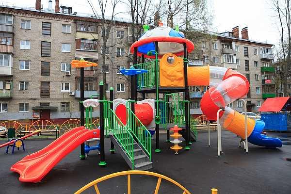 Территория для детей